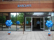 Barclays Topiary Trees