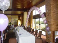 "11"" Latex Balloon Arch"