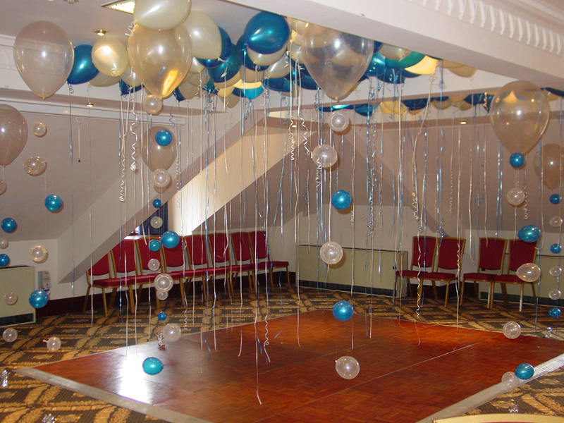 Balloons decorations for dance floors for The floor decor