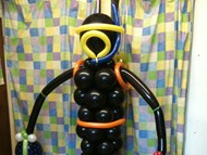 Balloon Scooba Diver