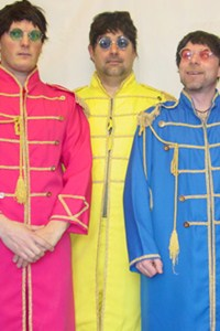 Sgt Pepper (Yellow)