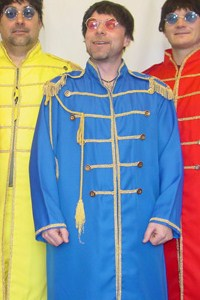 Sgt Pepper (Blue)